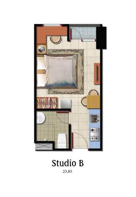 Studio-B-denah